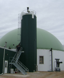 Farm Biogas Facility
