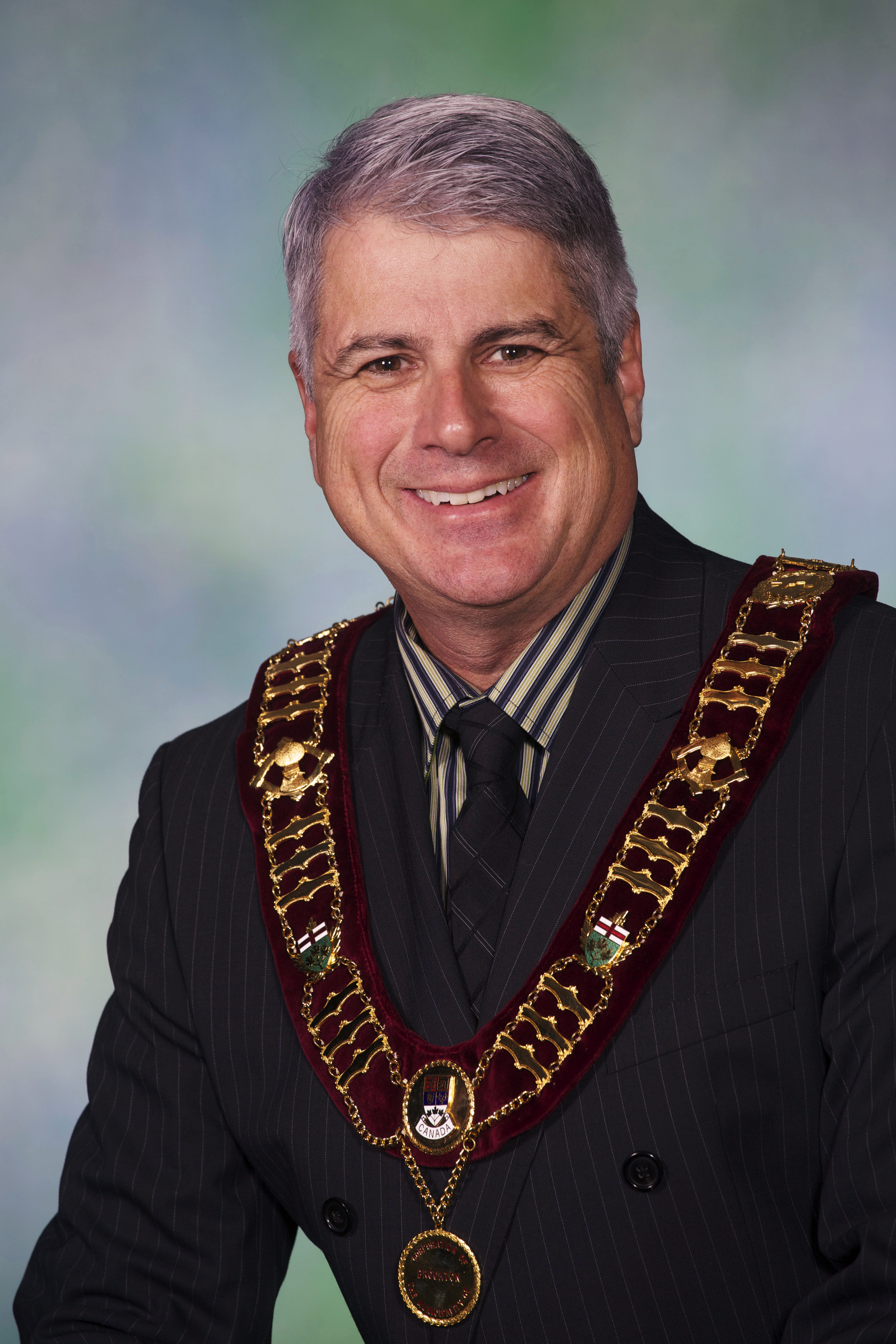 Mayor Chris Peabody